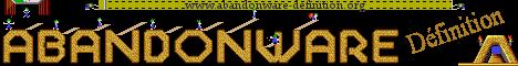 Abandonware-Definition.org